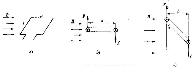 Coppia in una spira immersa in un campo magnetico