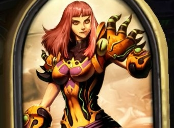 Hearthstone - Boss Faerlina