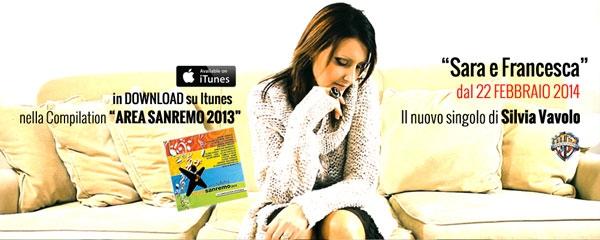 Silvia Vavolo nella compilation